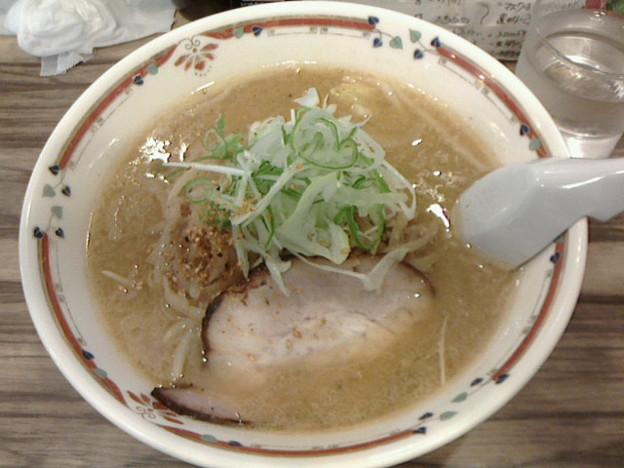 狼スープ「味噌らーめん」850円