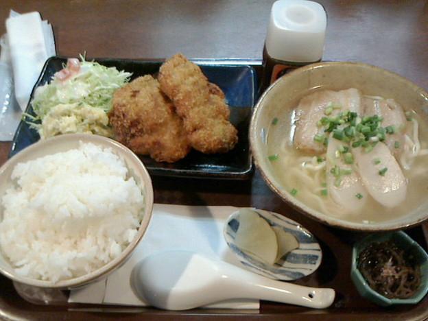 なんくる食堂「なんくる定食」900円