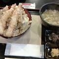 きのこ王国「きのこ天丼」980円