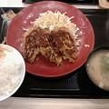かつや感謝祭「ヒレカツ定食」704円