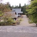 神護寺・五大堂と毘沙門堂