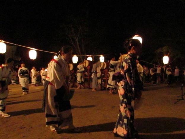 松ヶ崎題目踊り2