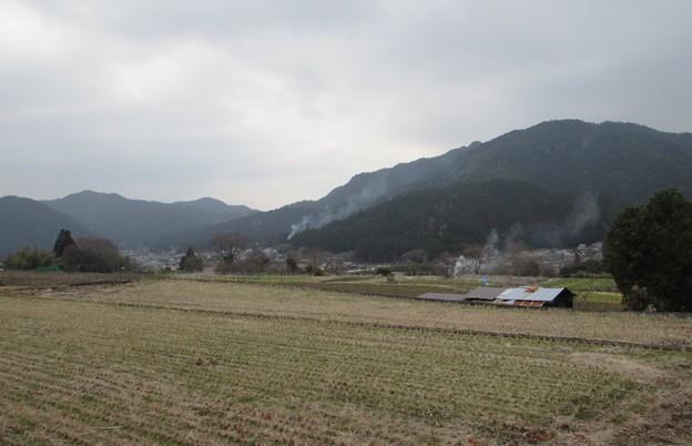 大原冬景色1