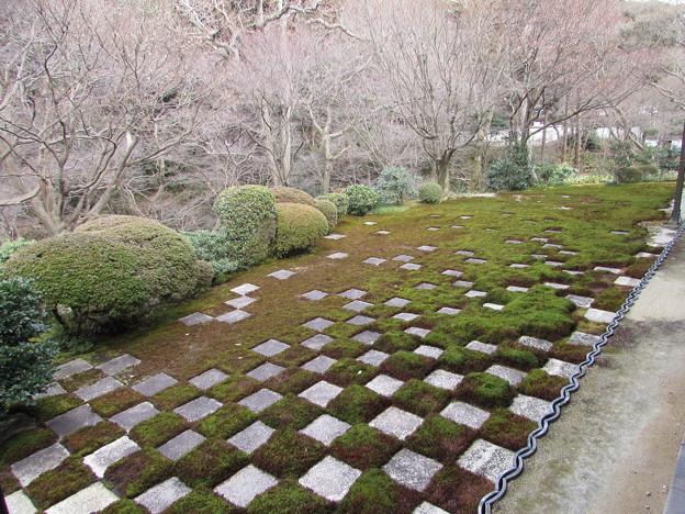 東福寺・方丈北庭1
