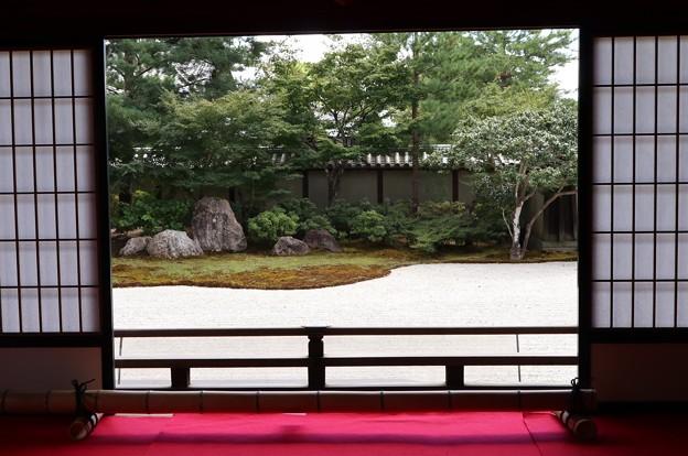 高台寺・方丈前庭2