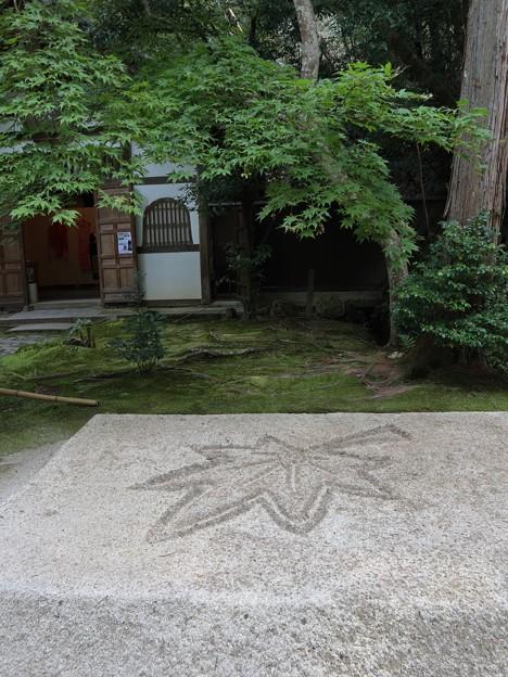 法然院・白砂壇1