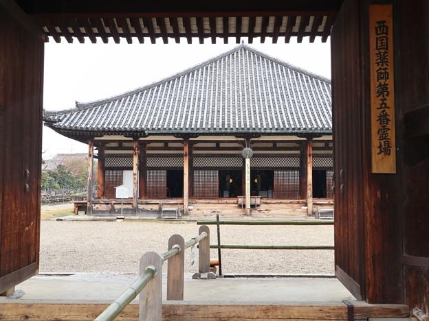 元興寺・本堂