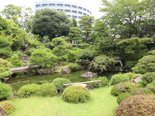 楽々荘・庭園4