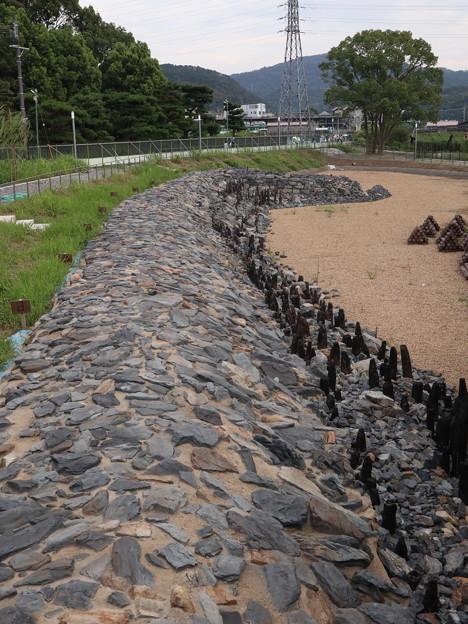 宇治川太閤堤跡(当初期)1