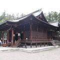 上杉神社・社殿1