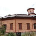 旧済生館本館(横から見る)1