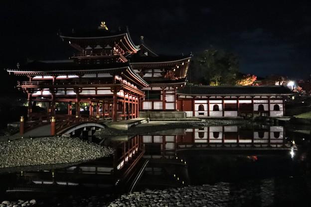 平等院・鳳凰堂(右側)3