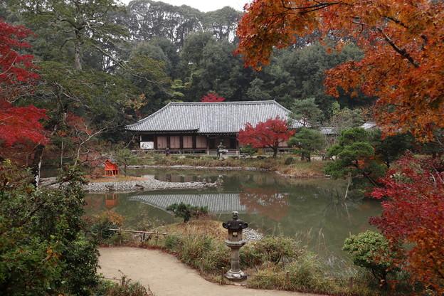 浄瑠璃寺・本堂4