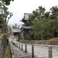 Photos: 知恩院・女坂より三門