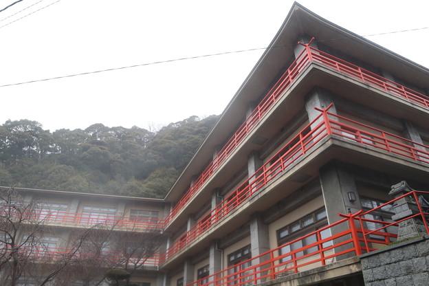 信貴山・玉蔵院(宿坊)