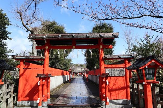 車折神社・神門
