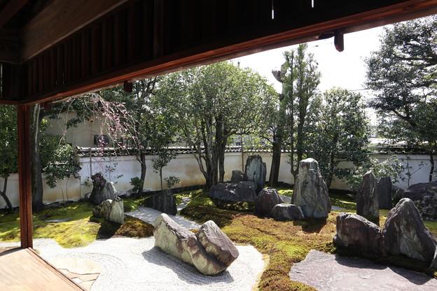 重森三玲庭園美術館・書院庭園(左側)1