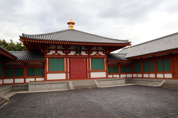 法隆寺・百済観音堂