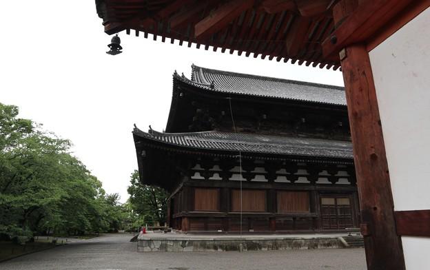 東寺・金堂2