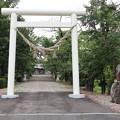 鹿追町の八幡神社1
