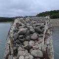 崩壊寸前のタウシュベツ川橋梁3