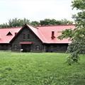 札幌農学校第二農場・牧牛舎1