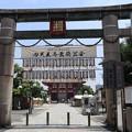 Photos: 四天王寺・石の鳥居2