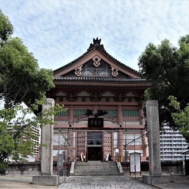 四天王寺・英霊堂1