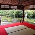 Photos: 霊源院・庭園「鶴鳴九皐」(額縁)1