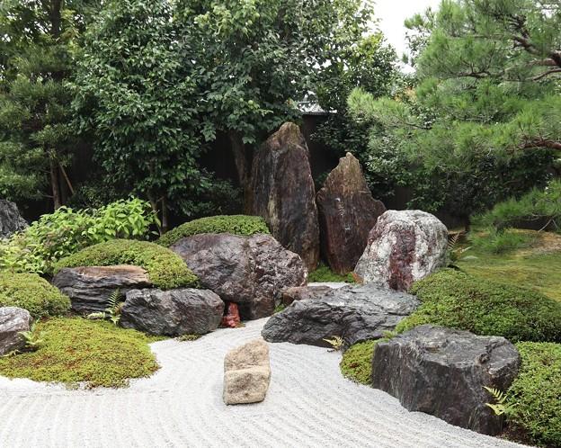 霊源院・庭園「鶴鳴九皐」6
