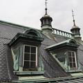 旧日本銀行京都支店・屋根1