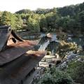 永保寺・梵音巌の上付近からの眺め1