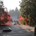 Photos: 神護寺・石灯篭跡1