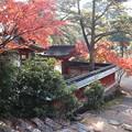 Photos: 神護寺・和毛公廟所3