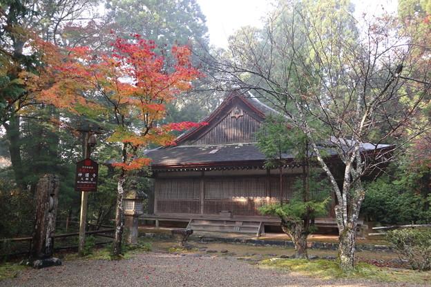 Photos: 神護寺・大師堂1