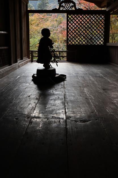高山寺・石水院(廂の間)2