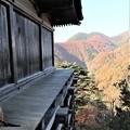 Photos: 三徳山三佛寺・文殊堂1