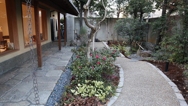 つばらカフェ・庭園