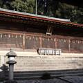 宇治上神社・本殿2