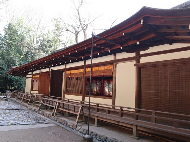 宇治上神社・拝殿1