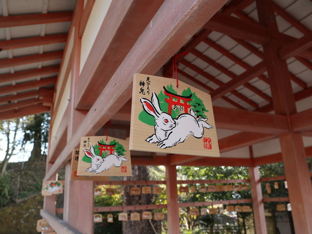 宇治神社・絵馬堂