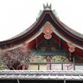Photos: 御香宮神社・本殿(西妻)