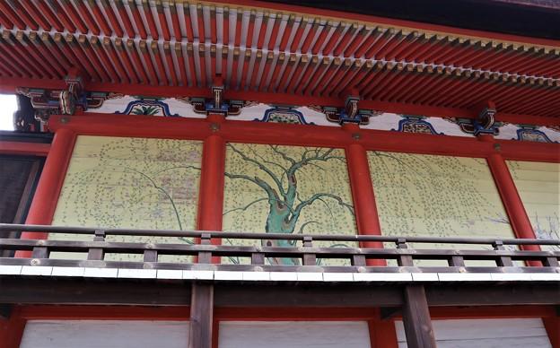 御香宮神社・本殿(背面)