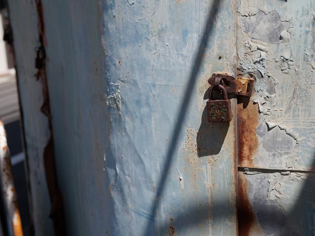 Photos: 開かぬ鍵
