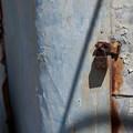 写真: 開かぬ鍵