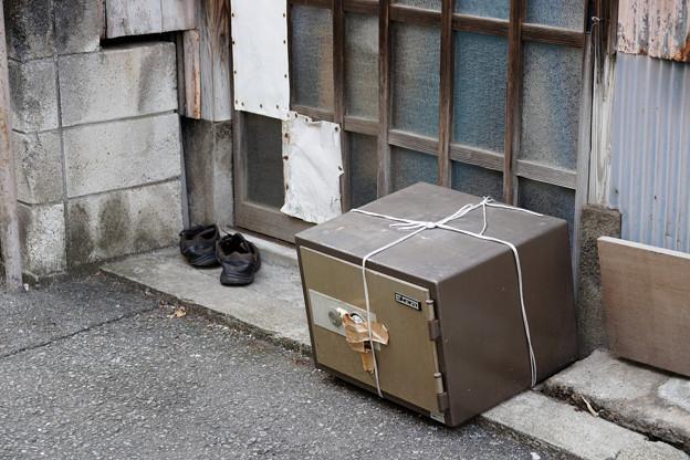 Photos: 金庫