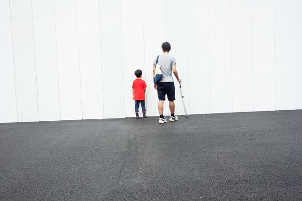 Photos: 父と息子