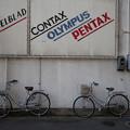 Photos: カメラ店横の自転車