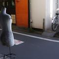 Photos: トルソーのある曲がり角