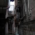 らせん階段